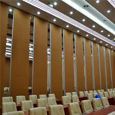 indoor wall partition for conference hall indoor wall partition
