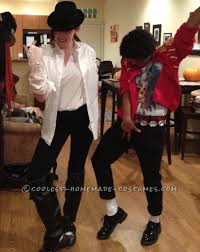 party city halloween costumes michael jackson 25 coolest homemade michael jackson costumes