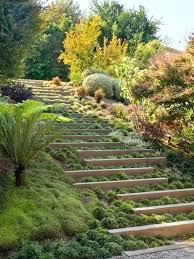 Backyard Slope Landscaping Ideas Landscaping Ideas For Slope Backyard Slope Home Design Ideas