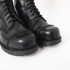 lace up motorcycle boots vintage clothing jam rakuten global market steel toe made in