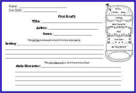 grade book report template book report questions for 2nd grade
