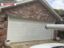 what is considered a standard garage door