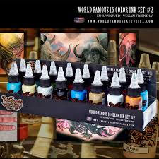 tattoo ink sets