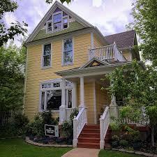 yellow house salt lake city lovely homes lovelyoldhomes