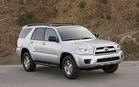 2006 toyota 4runner reliability 2004 2009 toyota 4runner pre owned truck trend
