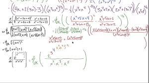 ridiculously hard chain rule worksheet ii youtube