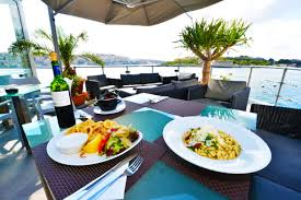 Top 50 Best Malta Restaurants And Eating Out Guide Hotel Fortina Restaurants U0026 Bars U003e The Terrace