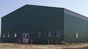 Prefab Metal Barns Metal Buildings Steel Buildings Ameribuilt Steel Structures