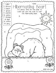 19 bears images preschool winter animals