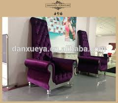 High Back Chairs For Living Room High Grade Fabric High Back Chairs For Living Room With Wood Frame