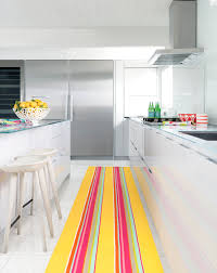 Easy To Clean Outdoor Rug Happy Yellow Stripe Indoor Outdoor Rug Runners We And The O Jays