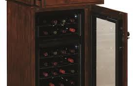 cabinet wine cooler cabinet furniture entertain bottle fridge