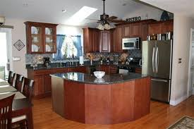 those with kitchen islands