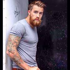 best hairstyle for men with beard best haircut style