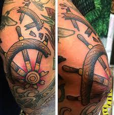 top 100 best elbow tattoos for men masculine design ideas