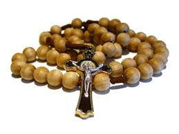 catholicism for everyone rosary are not fashion items