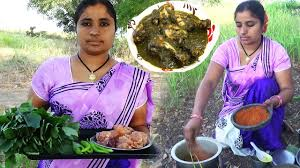 village foods stuffed chicken gongura recipe south indian