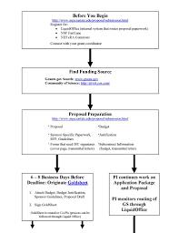 proposal pre award flowchart u2022 mechanical engineering u2022 iowa state