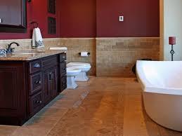 Bathroom Floor Coverings Ideas Colors Interesting Flooring Ideas For Bathrooms Top Intended Design