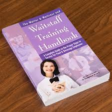 the waiter and waitress training manual pdf books to read online