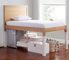 Rose Gold Bed Frame Ciao Bella Acrylic Trunk Rose Gold With Wheels
