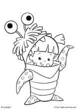 coloring page monsters inc monsters inc coloring pages on coloring book info