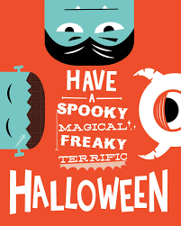 halloween poster if you u0027d like to see more of my work check it