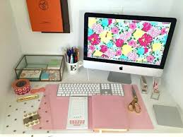 Fashionable Desk Accessories Office Desk Accessories Trendy Desk Accessories Decoration Ideas