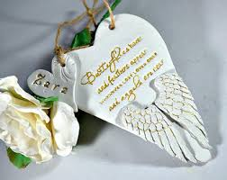 memorial ornaments in loving memory bereavement gifts