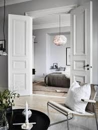 interior design ideas black and white minimalistic decor