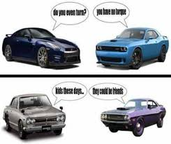Muscle Car Memes - car photos and video should listen to your elders car memes