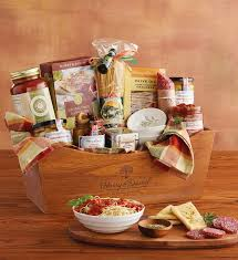 italian food gift baskets italian inspirations gift basket harry david