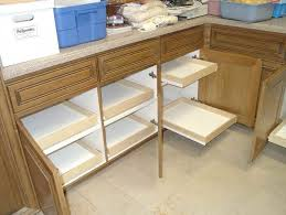 Kitchen Pull Out Cabinet by Best 25 Slide Out Shelves Ideas Only On Pinterest Sliding