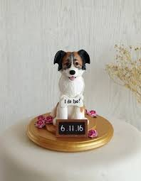 dog cake toppers dog cake toppers zoom scottie wedding babycakes site