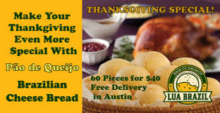 thanksgiving special lua cheese bread