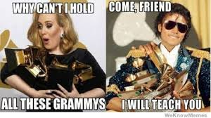 Adele Memes - why cant i hold all these grammys weknowmemes