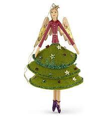 gisela graham angel tree decoration selfridges com christmas