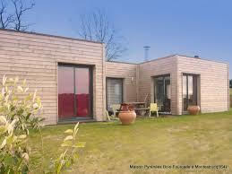 maison bois sud ouest pyrénées bois maisons ossature bois 64