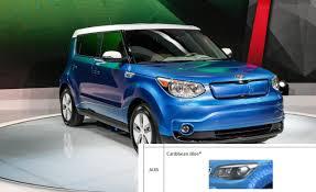 car picker blue kia soul
