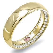 Gold Wedding Rings For Men by Wedding Rings 14k White Gold Mens Ring Platinum Ring For Men