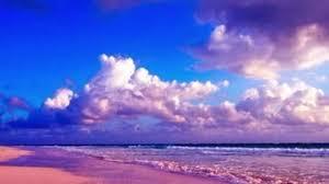 Sand Beach by Natural Wonders Pink Sand Beach Bahamas Youtube