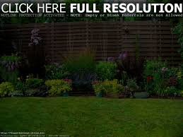 exteriors gorgeous front yard landscaping ideas fence the garden