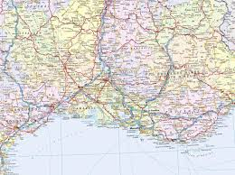 Brest France Map by 2015 France Collins France Road Map Collins Road Map Collins
