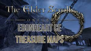 Stonefalls Ce Treasure Map Eso Ebonheart Pact And Coldharbour Explorer U0027s Pack Treasure Maps
