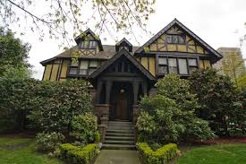 Small Victorian Homes Old English Homes Historic Stimsongreen Mansion Vintage Seattle