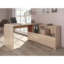 Schreibtisch Eiche Modern Eckschreibtisch Eiche Sonoma Winkelbar Real
