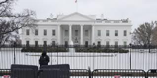white house fence jumper rattled door handle roamed grounds for