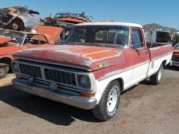 Classic Ford Truck Replacement Parts - 1970 ford truck f150 70ft6149d desert valley auto parts