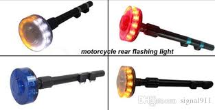 led strobe lights for motorcycles high intensity dc12v 12w led motorcycle strobe warning lights