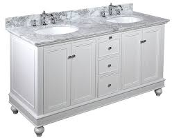 kitchen bath collection review of white bathroom vanities with gray marble tops